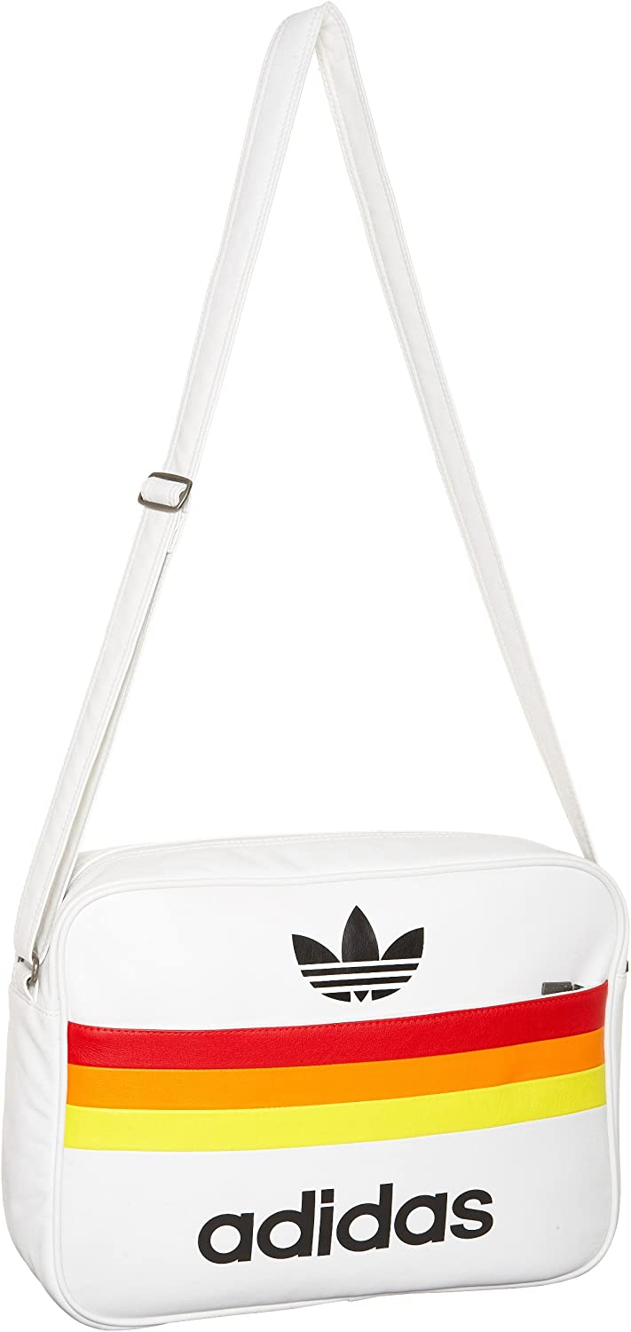 : adidas originals Vintage 3 Stripes Airline Bag