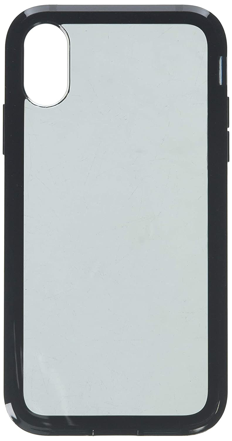 AmazonBasics Dual-Layer Case for iPhone XR, Black