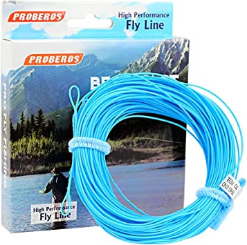 2F//3F//4F//5F//6F//7F//8F 100FT Weight Forward Floating Fly Fishing Line Fly Lines US