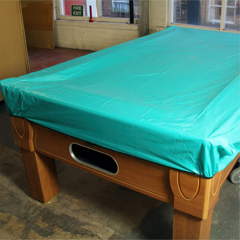 Aqua dickem weichem Vinyl Wasserdicht Pool Tisch Cover–für 6ft Tische Funky Chalk