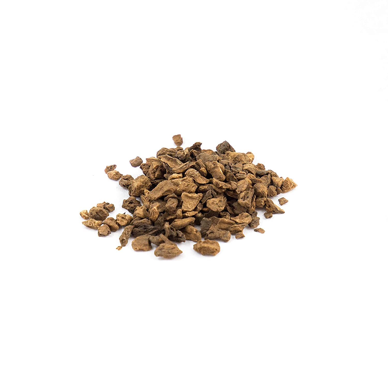 Pure Roasted Chicory Root 2 lbs Cut and Sifted - Certified Organic
