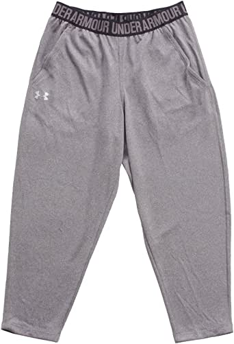 Under Armour Women's Play Up Capri - Solid Pants