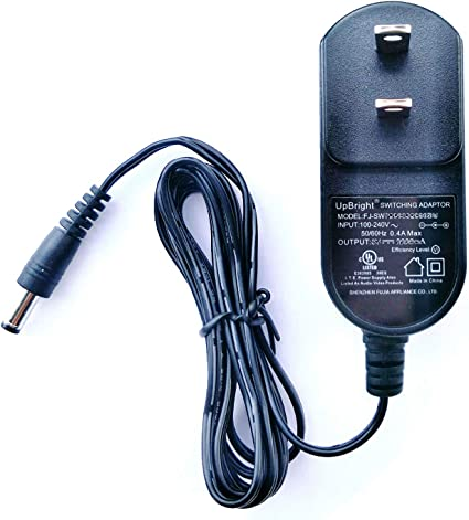 9-FT WALL AC adapter for PROFORM ELLIPTICAL SMART STRIDER ES PFEL64914 EXERCISE