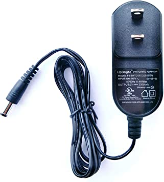 Elliptical NordicTrack Treadmill Power Cord 3-PRONG 110v Supply Adaptor