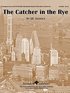 Great gatsby teacher guide literature unit for teaching the catcher in the rye teacher guide literature unit of lessons for teaching the novel the fandeluxe Images
