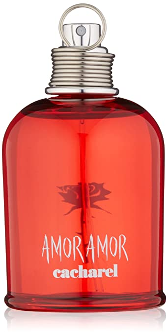 Amazoncom Cacharel Amor Amor Eau De Toilette Spray 34 Fl Oz