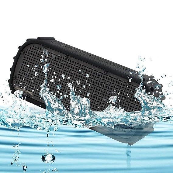 Review Floating Waterproof Bluetooth Speaker,Maxace