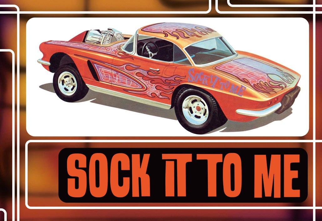 1/25 1962 Corvette (japan import)