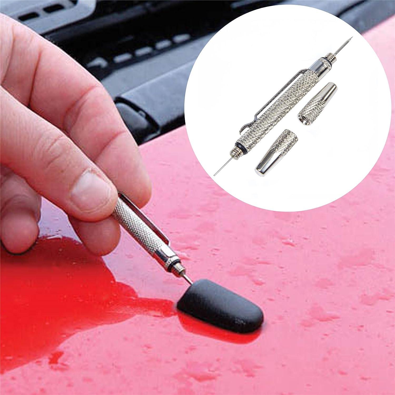 Draper - Herramientas para limpiar y ajustar los eyectores del limpiaparabrisas del coche: Amazon.es: Coche y moto