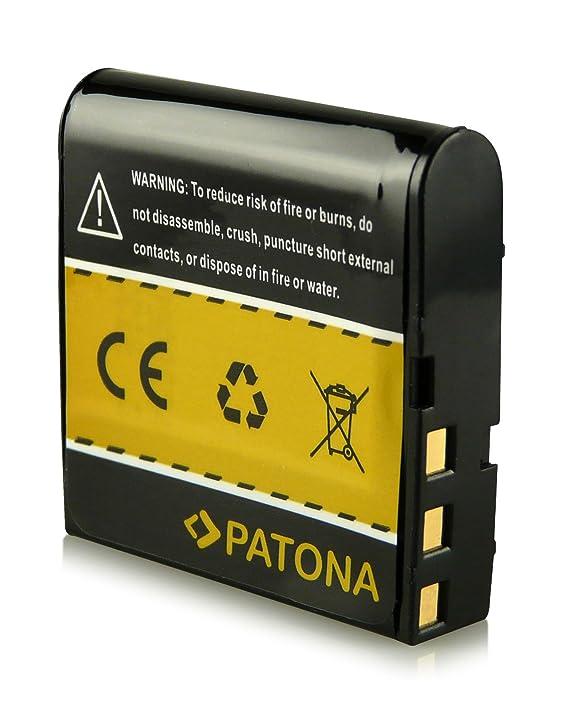 Amazon.com: Batería Casio NP-40 con Infochip · 100 ...