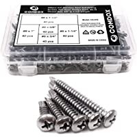 Comdox 410 - Tornillos de acero inoxidable