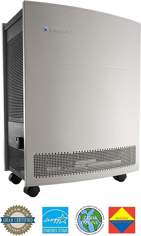 Blueair 603 - Purificador de aire con filtro de partículas: Amazon ...