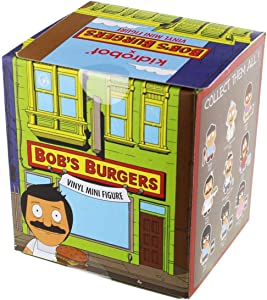 One Blind Box Bob's Burgers Vinyl Mini Figure by Kidrobot