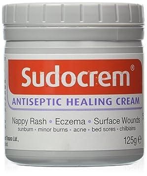 Sudocrem Antiseptic Cream 4 Pack X 125g By Sudocrem Amazonca