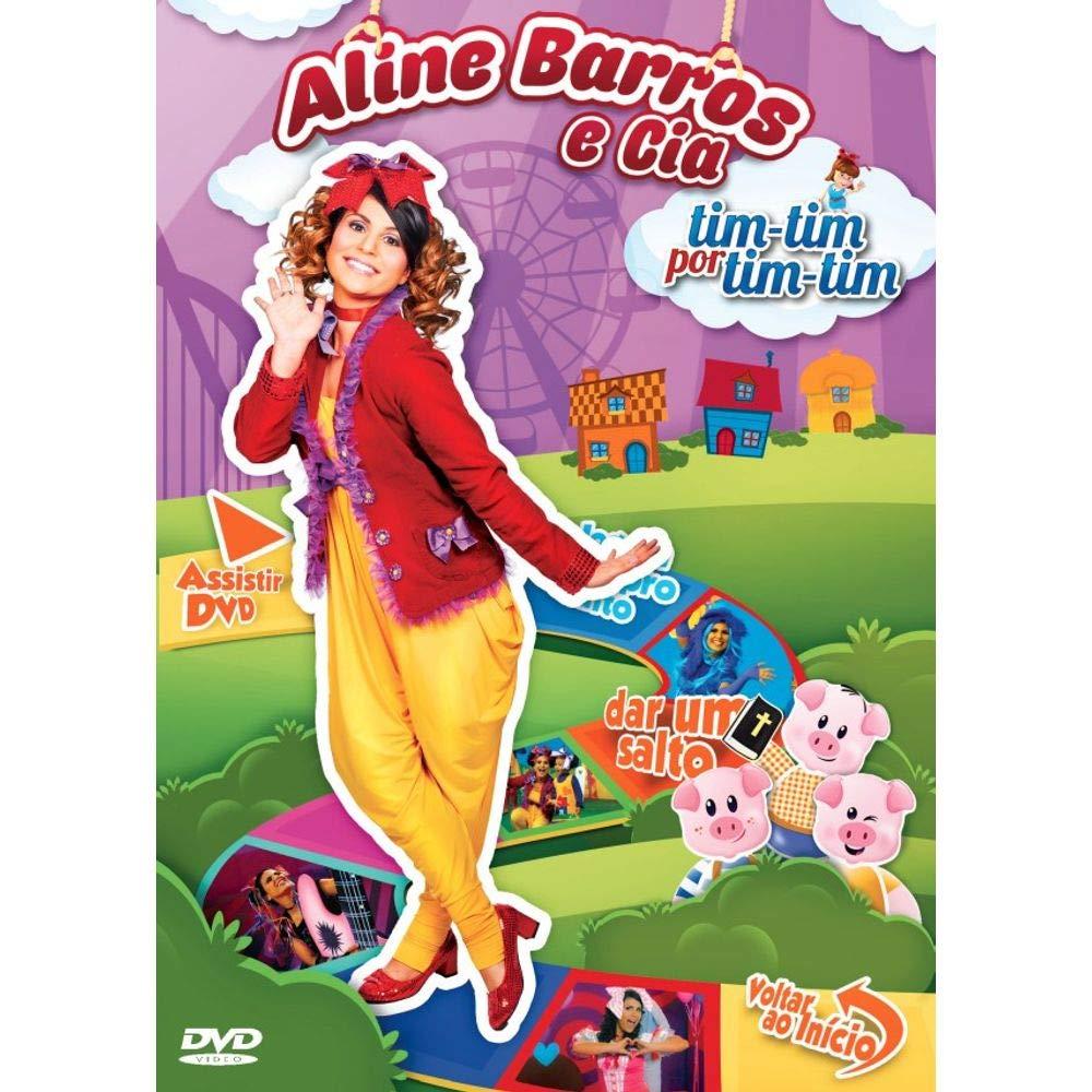 CIA GRATIS DVD DA ALINE BARROS BAIXAR 1 E