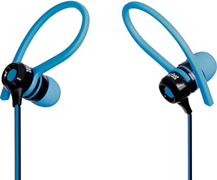 1114fc05a49 Image Unavailable. Image not available for. Color: Promate Jazzy Comfort Fit  Sports Universal Earphones ...