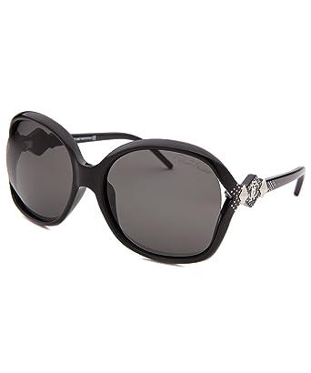 Just Cavalli Sonnenbrille schwarz Damen gm0rsxKA