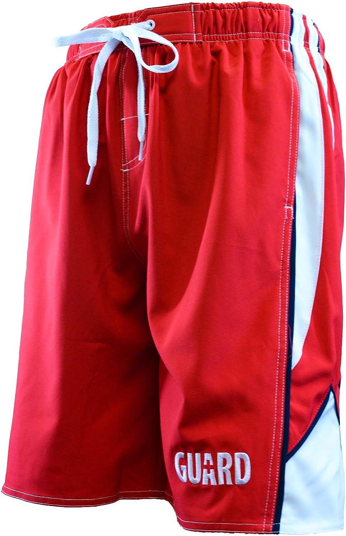 Ultrastar Men's Guard Arrow 4 Way Strach Board Short Swimwear