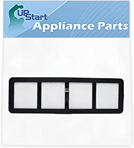Replacement EF-6 Filter 69963 for Eureka - Compatible with Eureka Airspeed, Eureka AirSpeed AS1000A, Eureka AS1000A, Eureka AS1000, Eureka AS1001A, Eureka AS1051A, Eureka AS1001, Eureka AirSpeed AS1001A, Eureka EF-6, Eureka AS1002A, Eureka AirSpeed AS1000