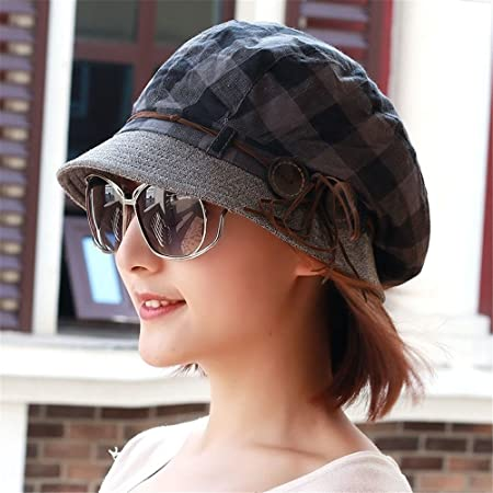 e5e03cda7 The latest design Girlfriend boyfriend Holiday gifts Women in the spring  and autumn fresh lovely hat ...