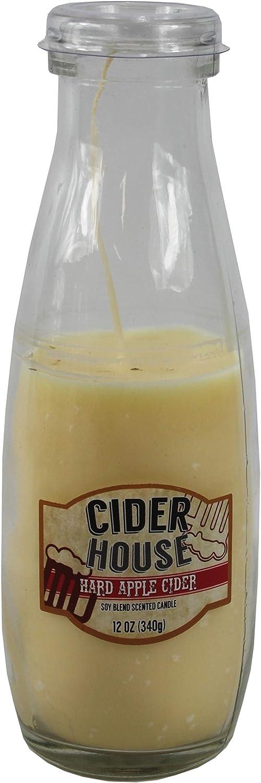Cider House Hard Apple Cider Soy Scented Candle 12 oz