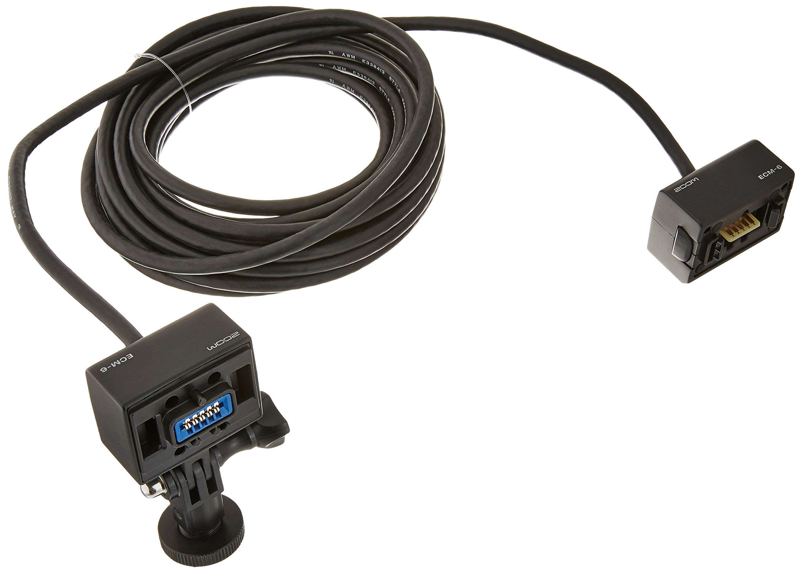 Zoom ECM-6 Extension Cable for F8, H6, H5 (Renewed) by Zoom