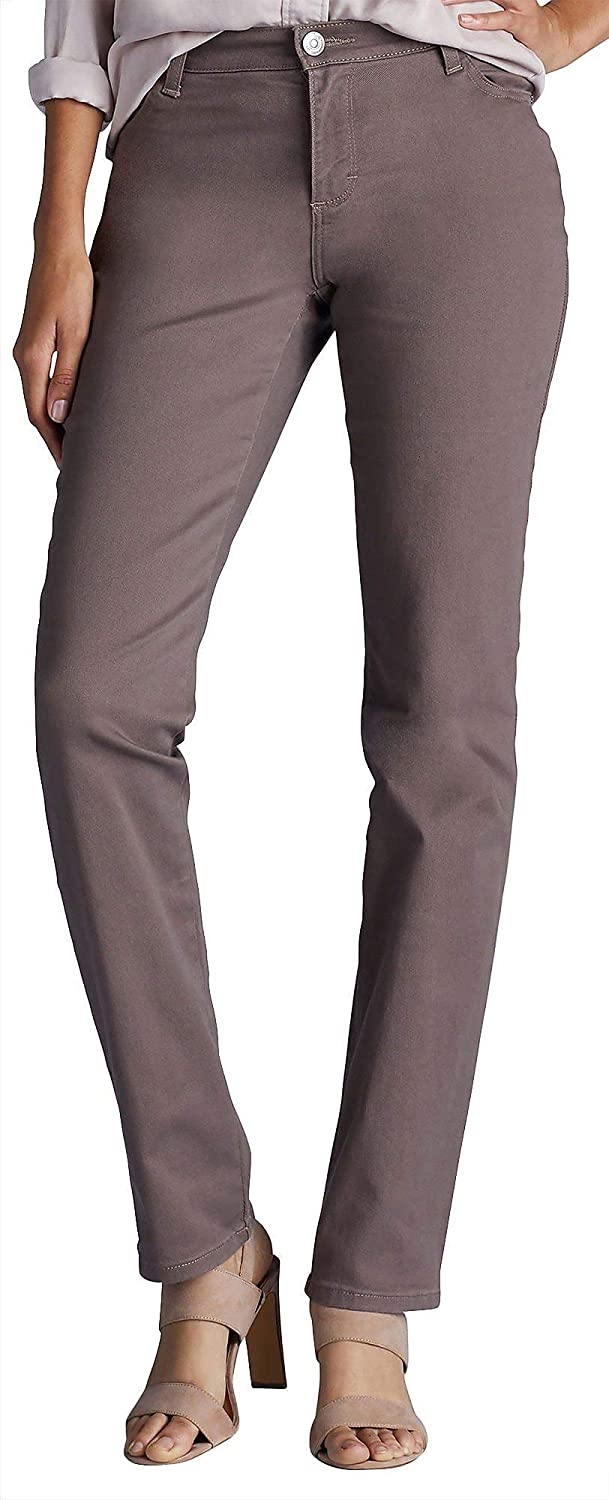 LEE Max Washington Mall 53% OFF Women's Petite Relaxed Fit Day Leg Pant All Straight