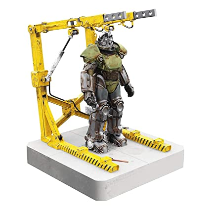 InterWorks Unlimited, Inc  Fallout 4 Port USB Hub - T51 Power Armor and  Cradle - Not Machine Specific