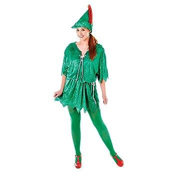 peter Pan (Female) (disfraz)