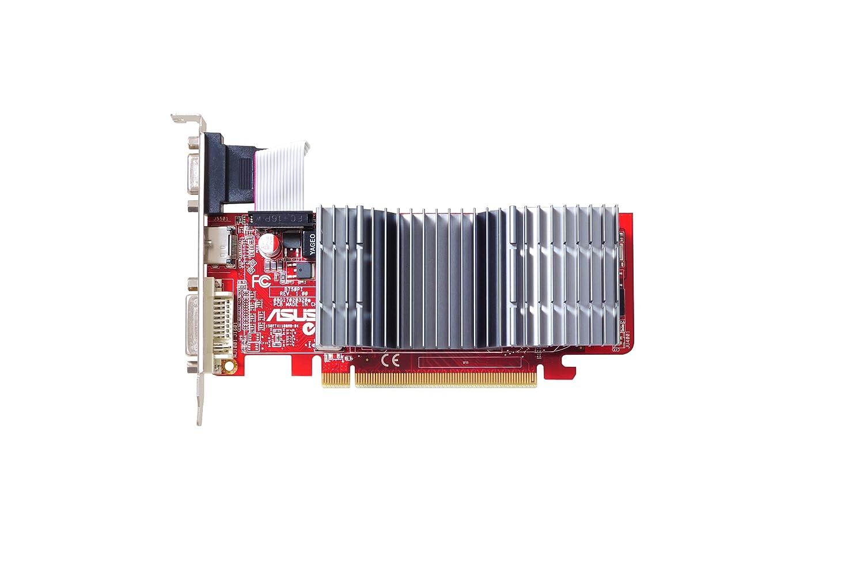 Asus Eah4350 Silent Radeon Hd 4350 512mb Ddr2 Pci Express Pcie Dvi - Amazon com asus radeon eah4350 512mb ddr2 pci express silent graphics card electronics