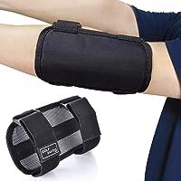 Ansblue Golf Swing Training Aid Arm Elbow Straight Brace Practice Tool for Beginner