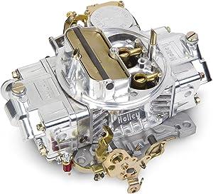 Holley 0-3310SA Polished Aluminum Street/Strip Carburetor