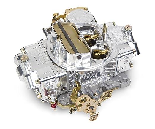 Review Holley 0-3310SA Polished Aluminum