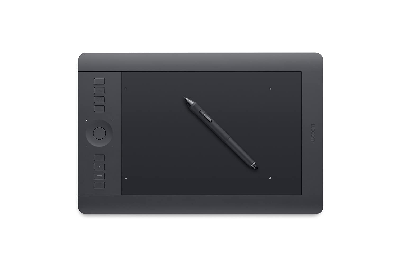 wacom intuos pro pen and touch tablet medium pth651 ebay