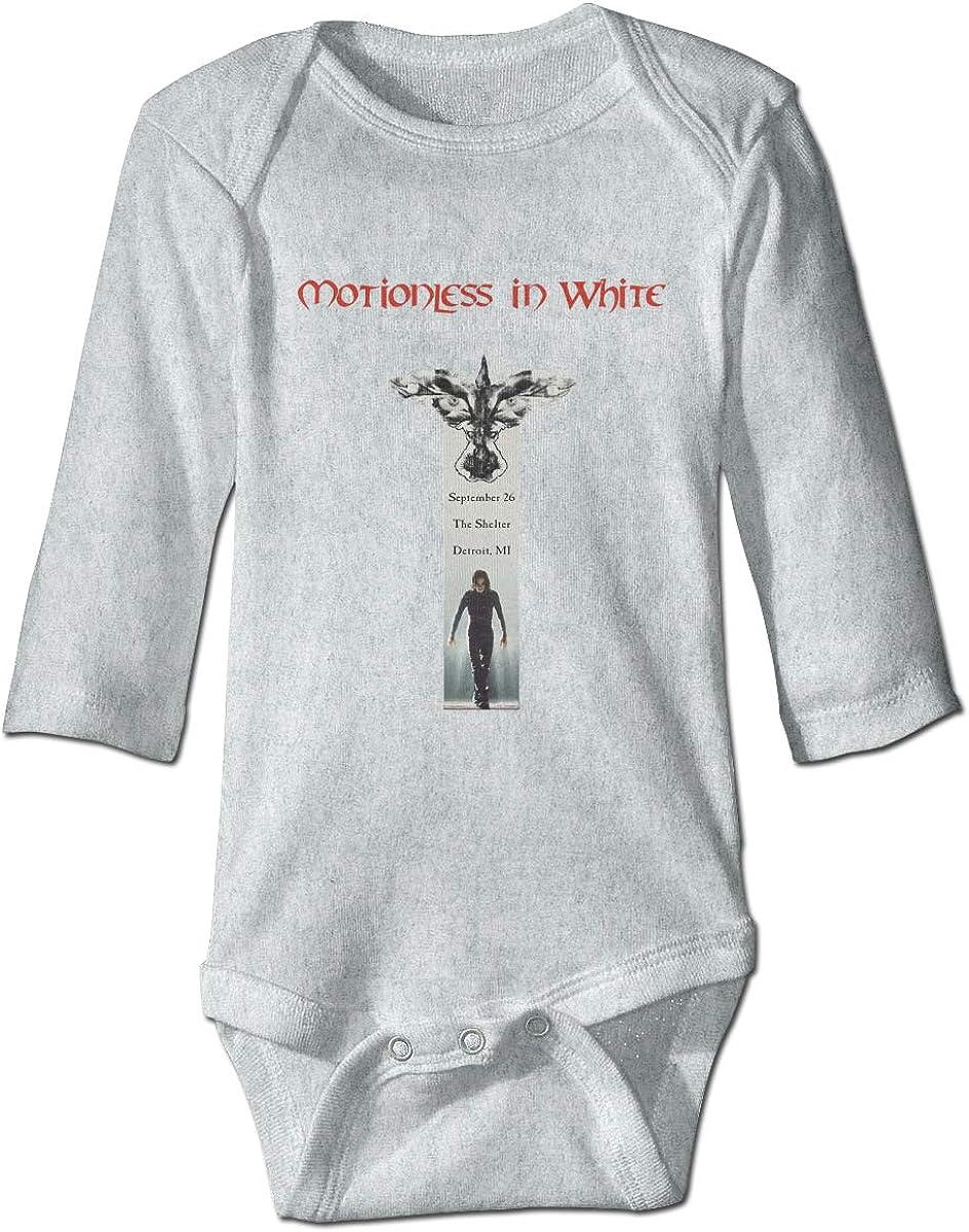 Motionless in White Unisex Infant Novelty Long Sleeve Bodysuit