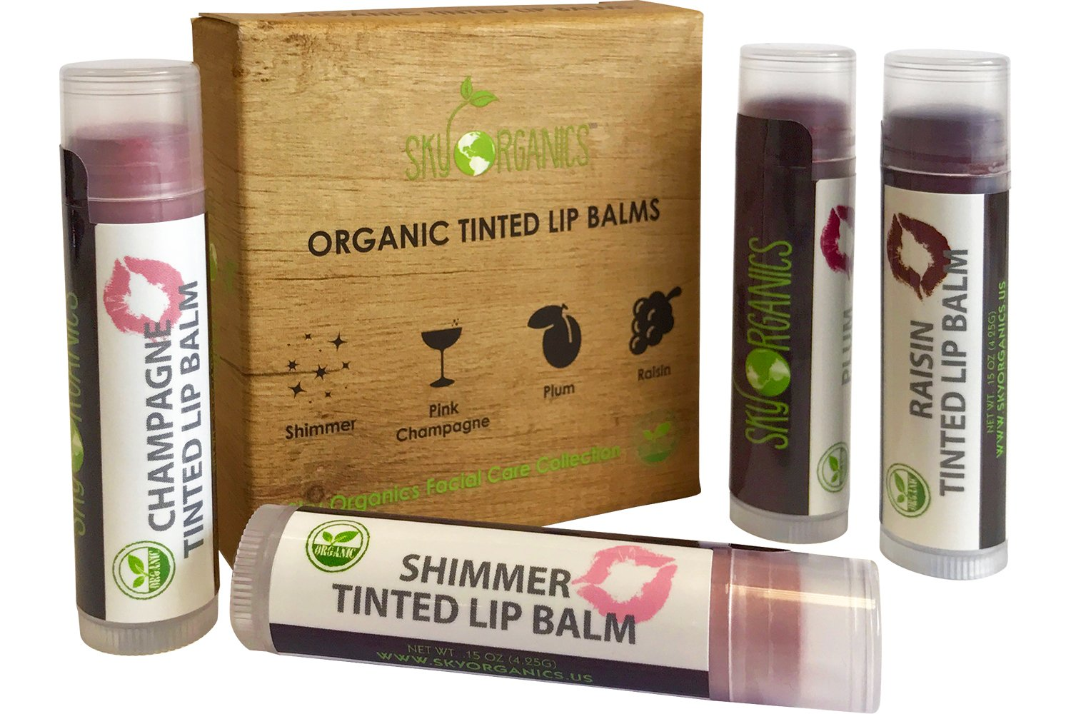 how to make tinted lip balm with coconut oil