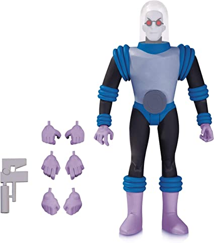 The Animated Series DC Collectibles ~ Mr Freeze Action Figure ~ Batman