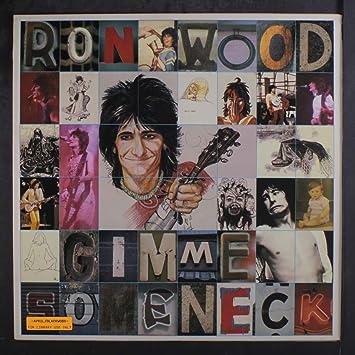 gimme some neck: RON WOOD: Amazon.es: Música