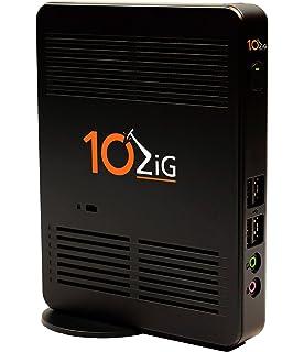 Amazon com: 10ZiG V1200-P PCoIP Zero Client: Computers