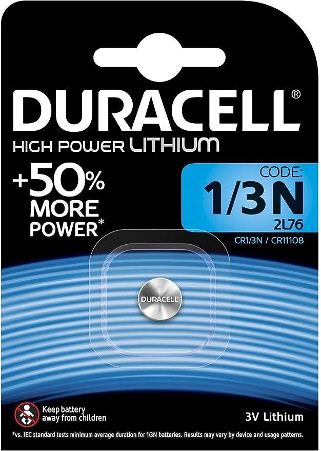 Duracell Lithiumbatterie Dl1 3n Elektronik
