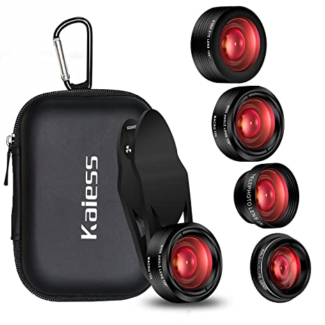 Review iPhone Camera Lens Kit,5