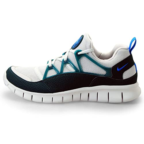 7228bc4419a88 Image Unavailable. Image not available for. Color  Nike Free Huarache Light  Men s Running Shoes Grey Green