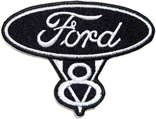 Patch Iron on FORD MUSTANG GT Racing Car T shirt Cap Hat Logo Badge Sign Emblem