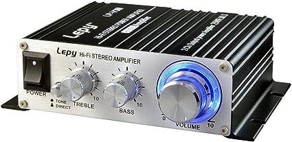 Coche de Audio radio música altavoces amplificador conexión de cable SET Car HiFi