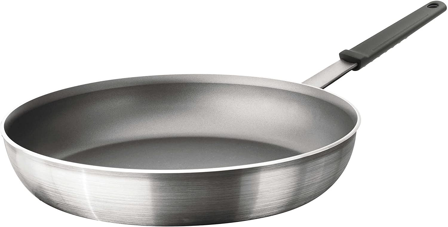 Made in USA Cooking-Aid Aluminum Saute Pan