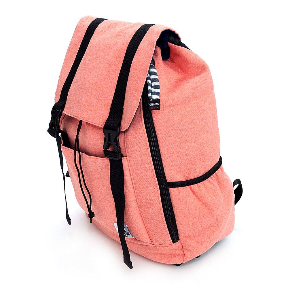 [チャムス] リュック Flap Day Pack Sweat CH60-2076-0118-00 B01COOUTN2 H/Red H/Red