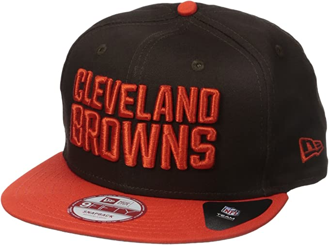 50% off exclusive shoes excellent quality Amazon.com : New Era NFL Baycik 9FiFTY Snapback Cap : Clothing