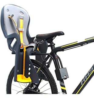 0e33bab9e09 Amazon.com  CyclingDeal Bicycle Kids Child Rear Baby Seat Bike ...