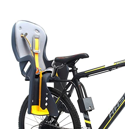 f0ab55530 Amazon.com   CyclingDeal Kids USA Standard Rear Bicycle Carrier Baby Seat    Sports   Outdoors