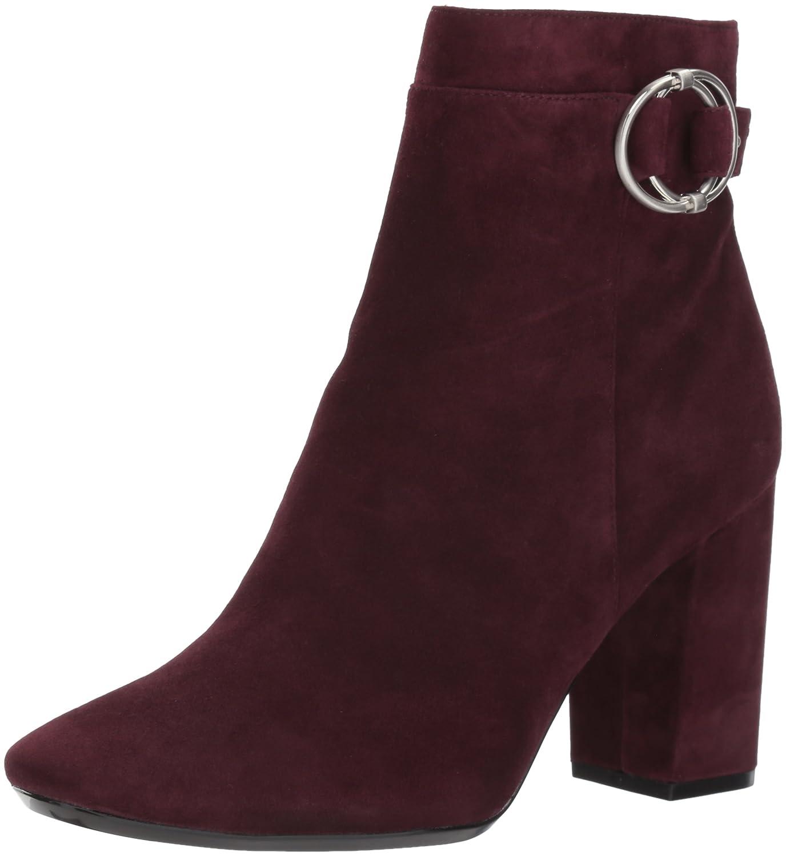 Calvin Klein Women's Cedrica Ankle Boot B073C88DSZ 5 B(M) US|Pink
